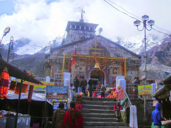 Kedarnath photos, Temple