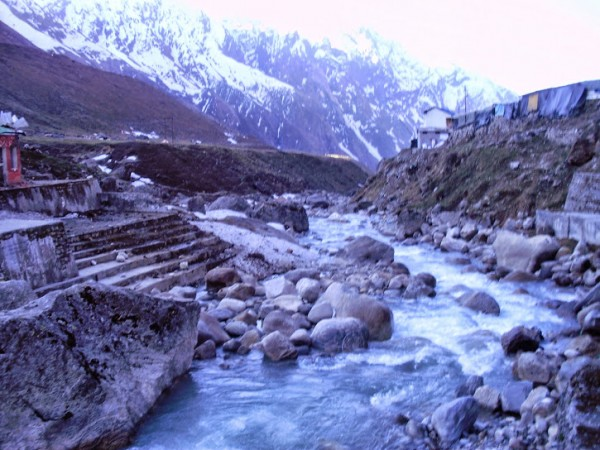 Kedarnath photos, River
