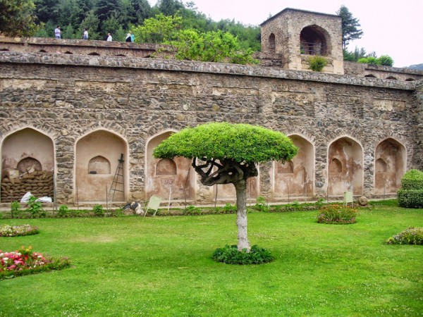 Srinagar photos, Pari Mahal - Beautiful Palace