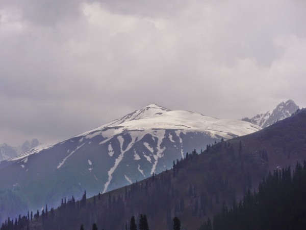 Gulmarg photos, Beautiful Snow Peak