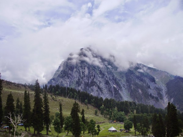 Sonamarg photos, Beautiful Peaks
