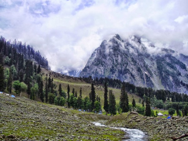 Sonamarg photos, Sonamarg Road