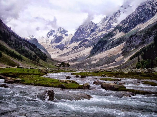 Sonamarg photos, River