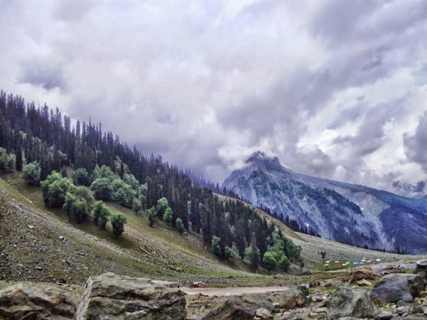Sonamarg photos, Beautiful Road