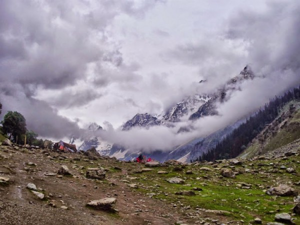 Sonamarg photos, Sonmarg View