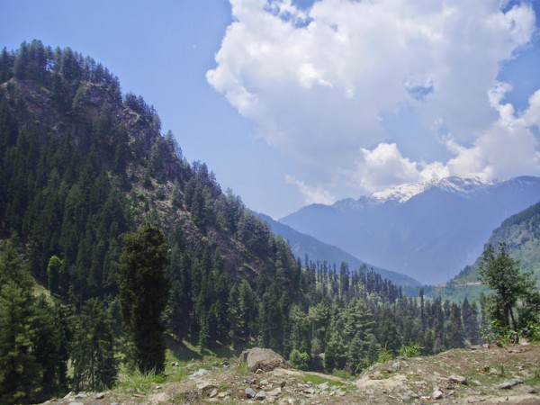 Pahalgam photos, Betaab Valley - Beautiful Valley
