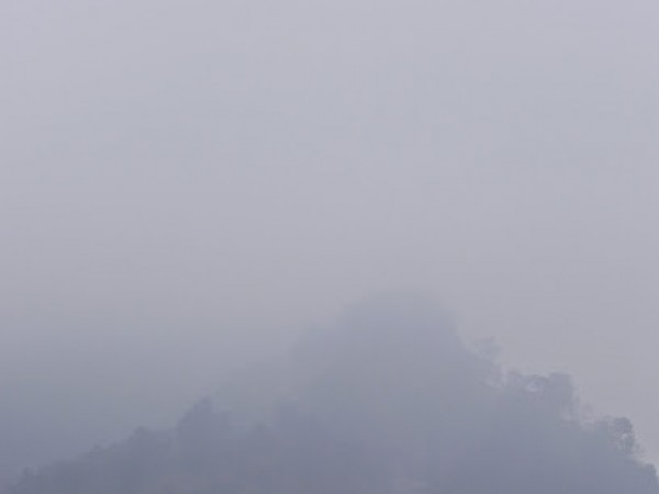 Haridwar photos, A Misty Morning