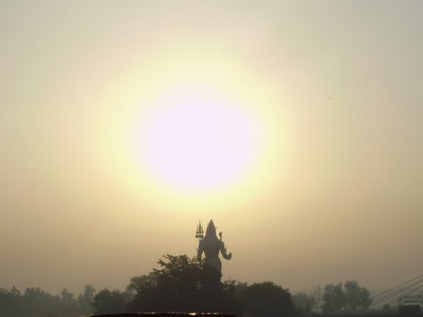 Haridwar photos, Sunrise in Haridwar