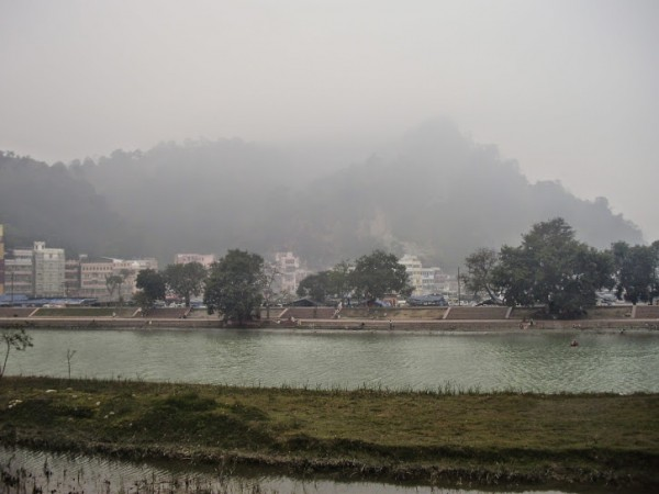Haridwar photos, Beautiful Morning in Haridwar