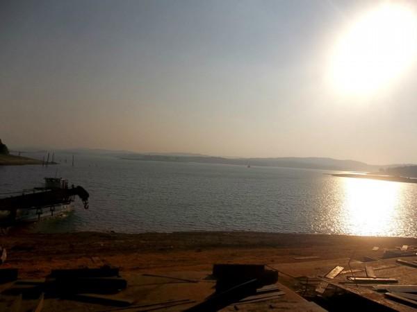 Honnemardu photos, Sigandur - Sun set in Sigandur
