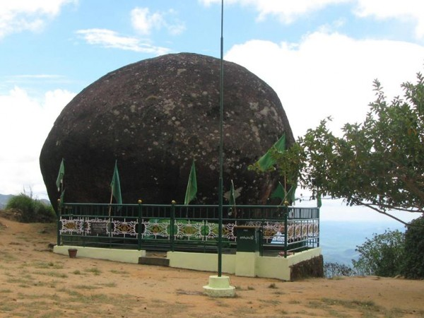 Vagamon photos, Thangal Para - Complete View