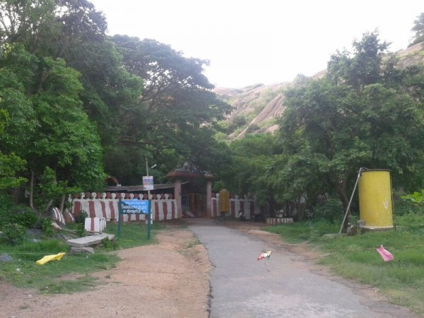 Ramanagaram photos, A View of Ramadevarabetta