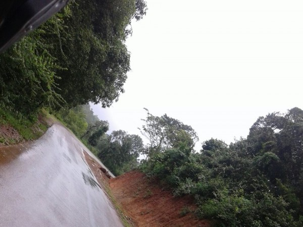 Jog falls photos, Road View