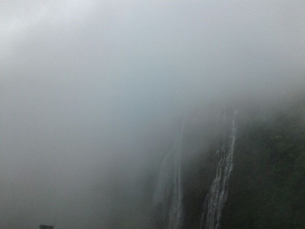Jog falls photos, Smoke View