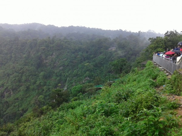 Jog falls photos, Outer View