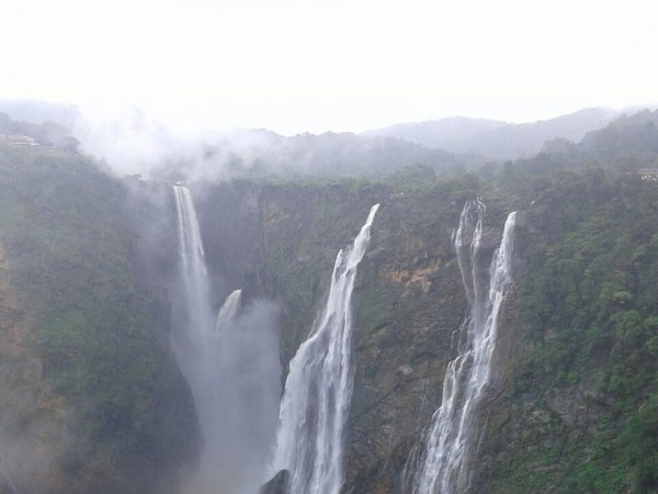 Jog falls photos, Beautiful Waterfall View