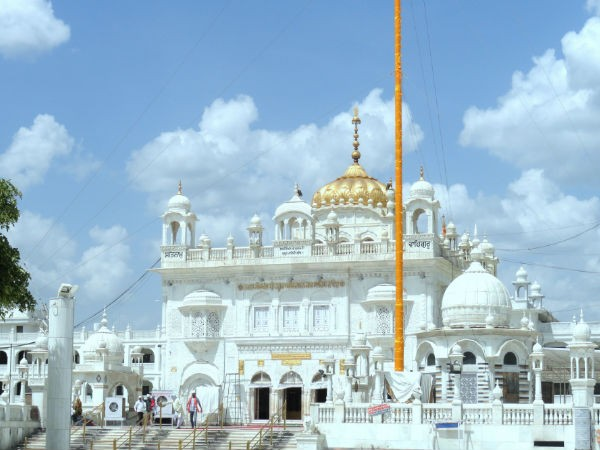 Chandigarh photos, Gurdwara Koohni Sahib - Gurudwara