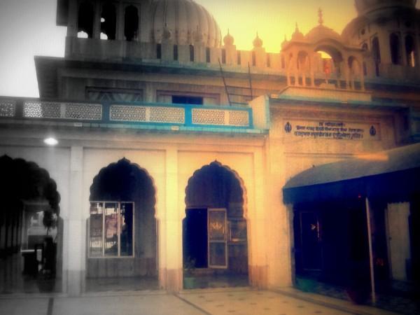 Ambala photos, Badshahi Bagh Gurudwara - Ambala