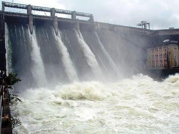 Bhadra photos, Bhadravati Dam - Bhadra dam