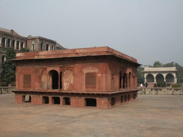 Delhi photos, Hayat Baksh Bagh - Hayat Baksh Bagh