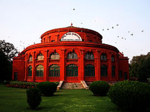 Bangalore photos, Seshadri Iyer Memorial Hall - Bangalore_City_Central_Library