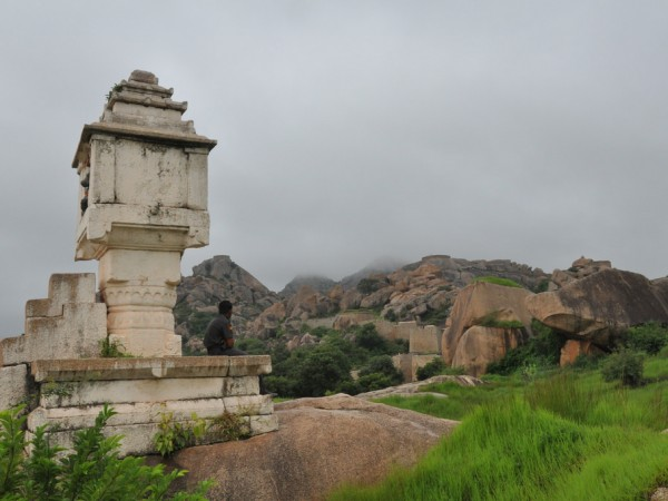 Chitradurga photos, Chitradurga Fort  - An Exterior View