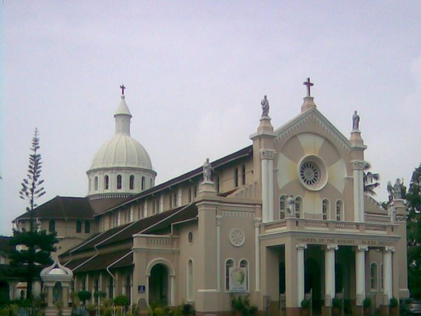 Mangalore photos, Rosario Cathedral - Our_Lady_of_Rosary_of_Mangalore