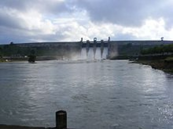 Coorg photos, Harangi Dam Site - Harangi