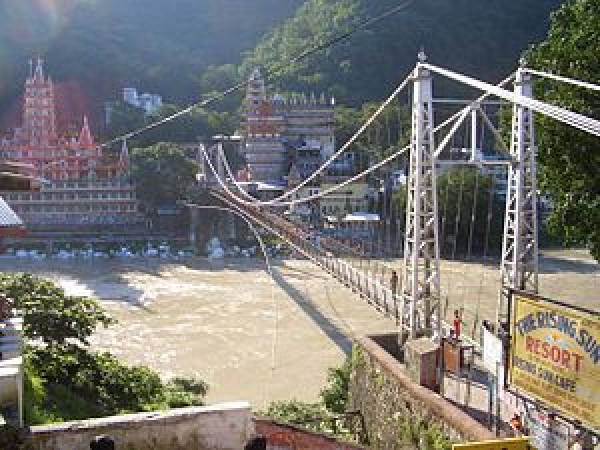 Rishikesh photos, Lakshman Temple - 300px-Laxmanjhula