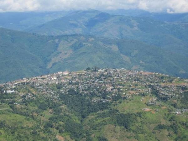 Kiphire photos, Mount Saramati - Kiphire