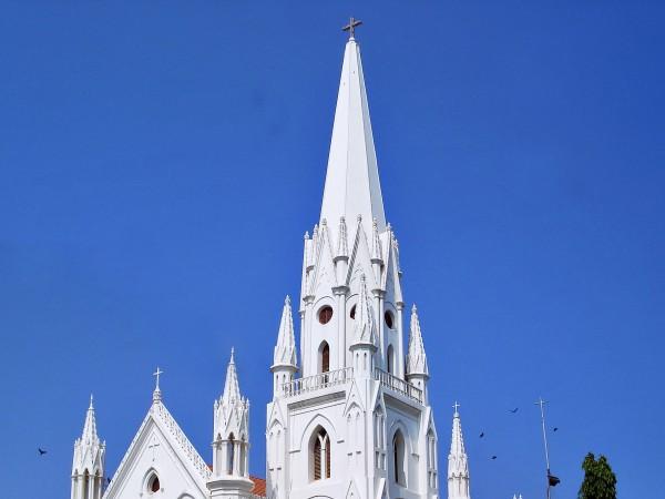 Chennai photos, San Thome Church - Santhome_Basilica