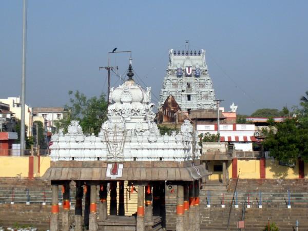 Chennai photos, Parthasarathy Temple - Parthasarathy