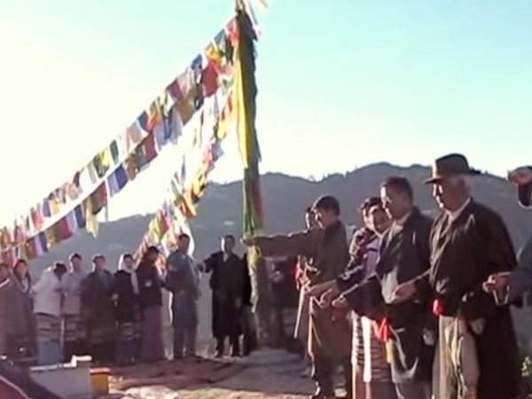 Mussoorie photos, Tibetan School and Homes