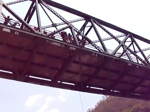 Mussoorie photos, Yamuna Bridge - Bridge 1