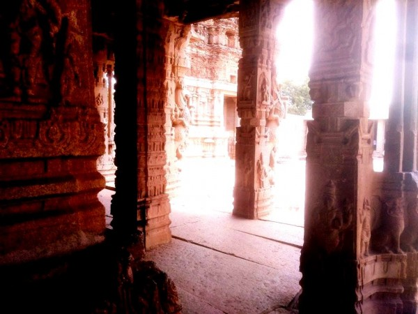 Hampi photos, Chandramauleshwar Temple - Chandramouleeshwara