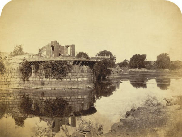 Bijapur photos, Bijapur Fort - Part_of_Fort,_Beejapore