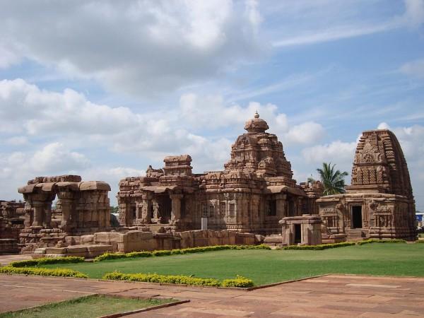 Pattadakal photos, Kashi Vishwanatha Temple - Kashi