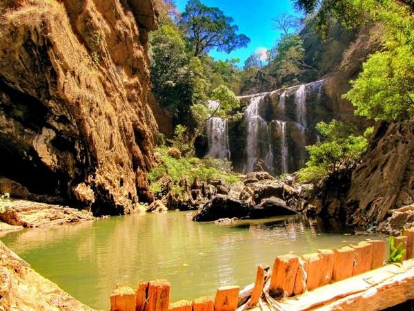 Belgaum photos, Sathodi Falls - Sathodi_Falls