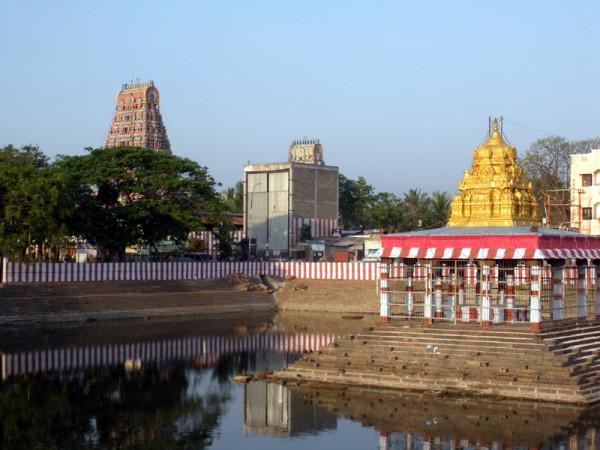 Chennai photos, Marundeeswarar Temple - Marundeeswarar Temple
