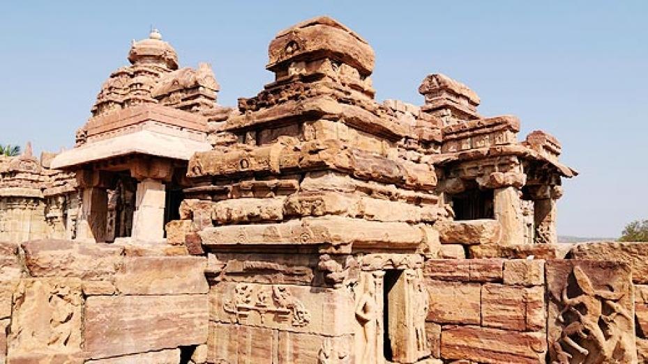 Image result for பாதாமி சாளுக்கியர்கள்