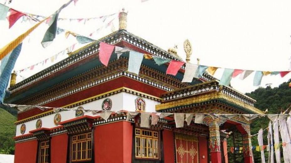 Kartok Monastery Yuksom