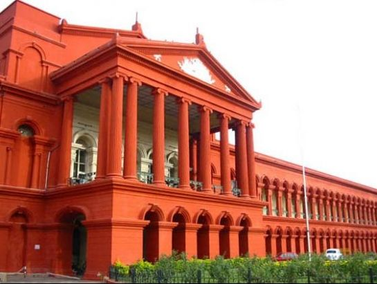 Bangalore photos, Karnataka High court