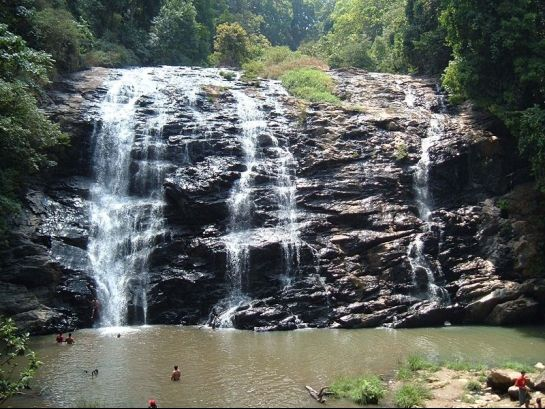 Coorg photos, Abbey Falls - Scenic View