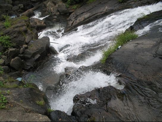 Coorg photos, Iruppu Falls - Lazy Waters