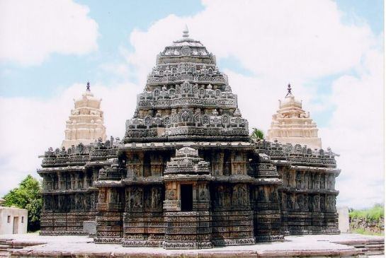 Hassan photos, Nuggehalli - Lakshminarasimha Temple