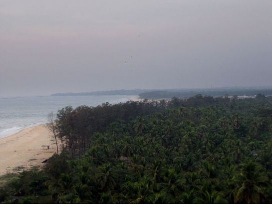 Maravanthe photos, Kundapur - Twilight
