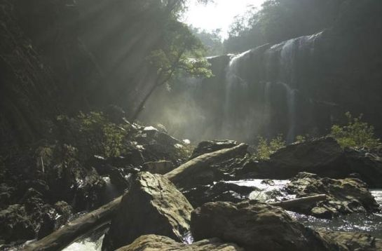 Yellapur photos, Sattodi Falls