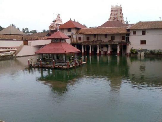 Udupi photos, Krishna Temple