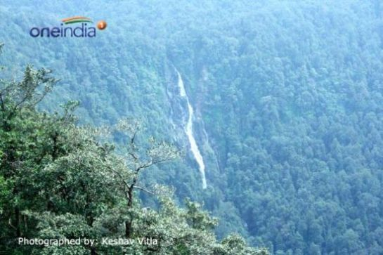 Agumbe photos, Barkana Falls