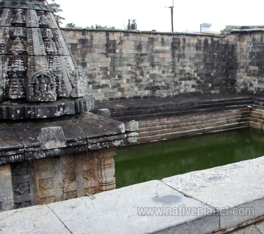 Belur photos, The Big Tank